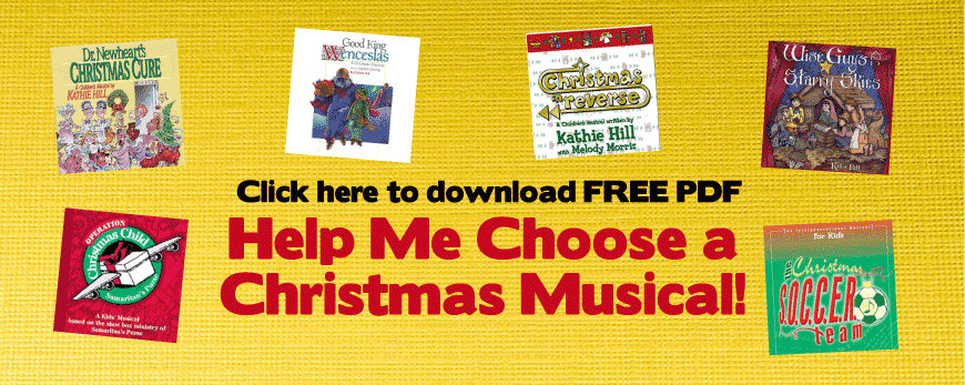Help Me Choose a Christmas Musical
