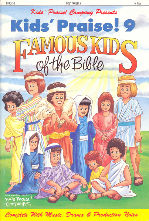 Famous Kids of the Bible