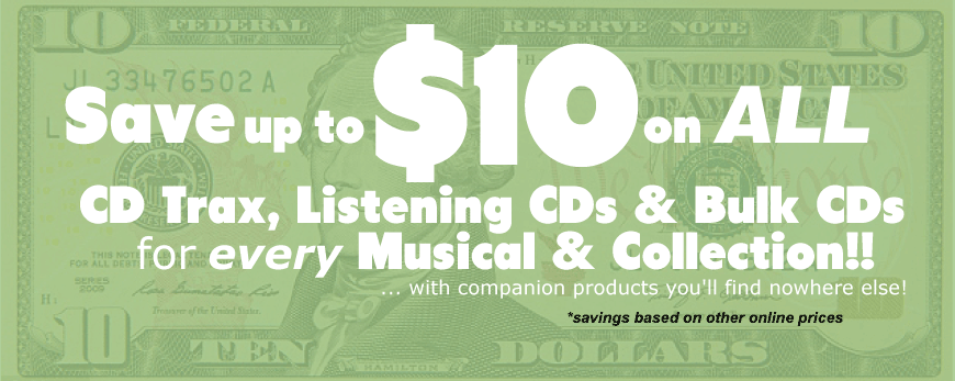 Save up to $10 on Preschool & Kid's Music Resources