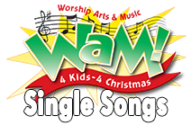 WAM! Christmas Single Songs