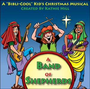 A Band of Shepherds Christmas