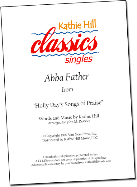 Abba Father (Father's Day)