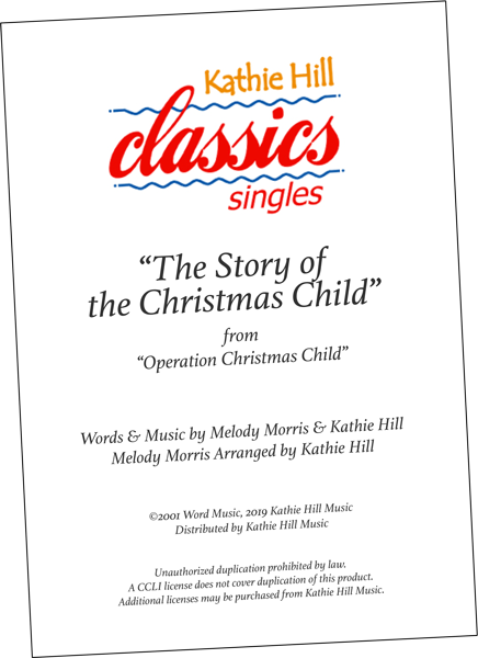 The Story of the Christmas Child * (Christmas)